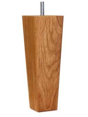 Amelia Solid Oak Square Tapered Wooden Furniture Legs