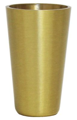 Lanesborough Satin Brass Leg Cup