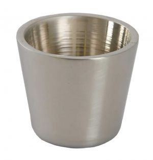 Renoir Brushed Nickel Leg Cup